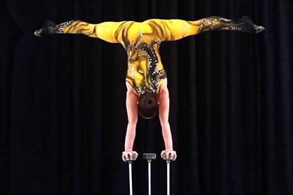 Circus Hand Balance