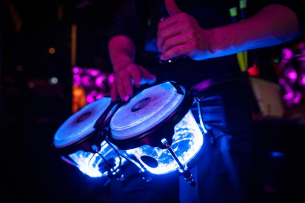 Walkabout LED Bongos