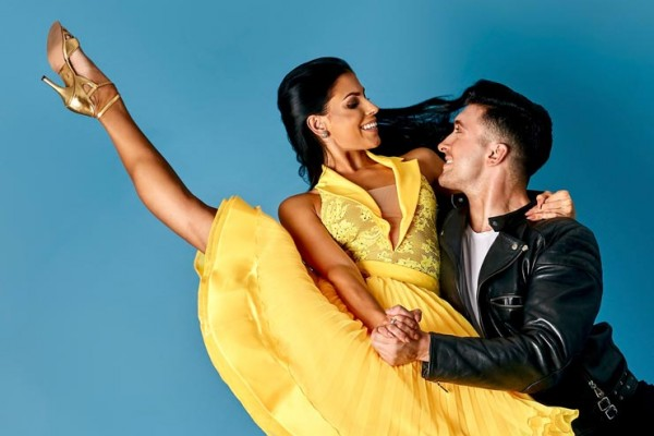 Latin and Ballroom Couple