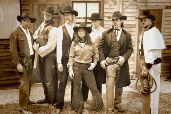 Western Stunt Show