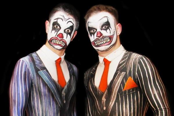 Acro Clowns