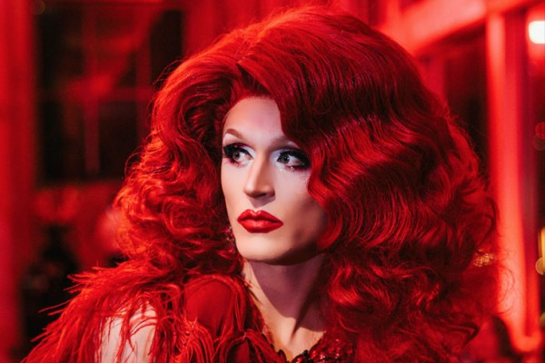 Miss Ruby Red Drag