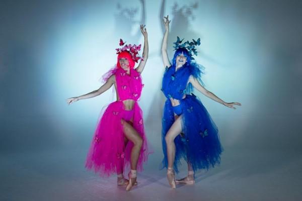 Butterfly Ballerinas
