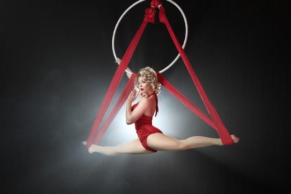 Aerial Marilyn