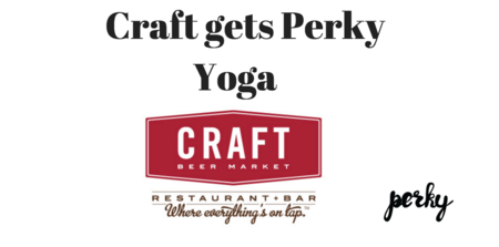 Join us at Craft Beer Market for a morning Yoga class!