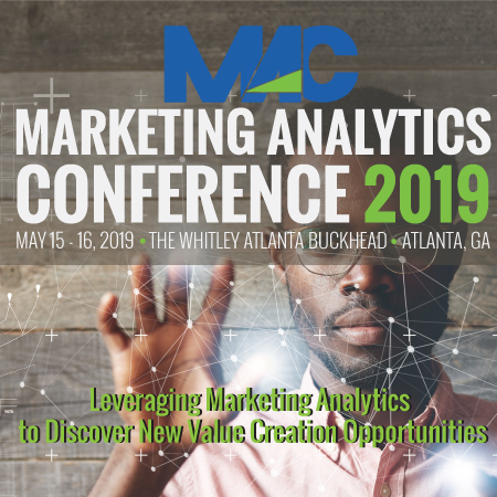 The 2019 Marketing Analytics Conference features 2 tracks throughout the event to go into the newest strategies for driving profits & identifying new opportunities using both data science & marketing.