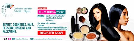 Cosmetics and Hair Exhibition Nigeria