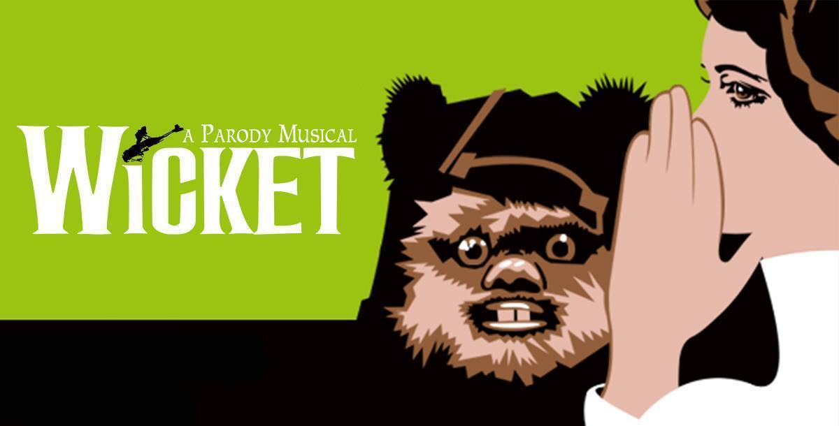 Wicket: A Parody Musical does for Star Wars what Wicked did for The Wizard of Oz; its a loving homage and cutting parody combined.