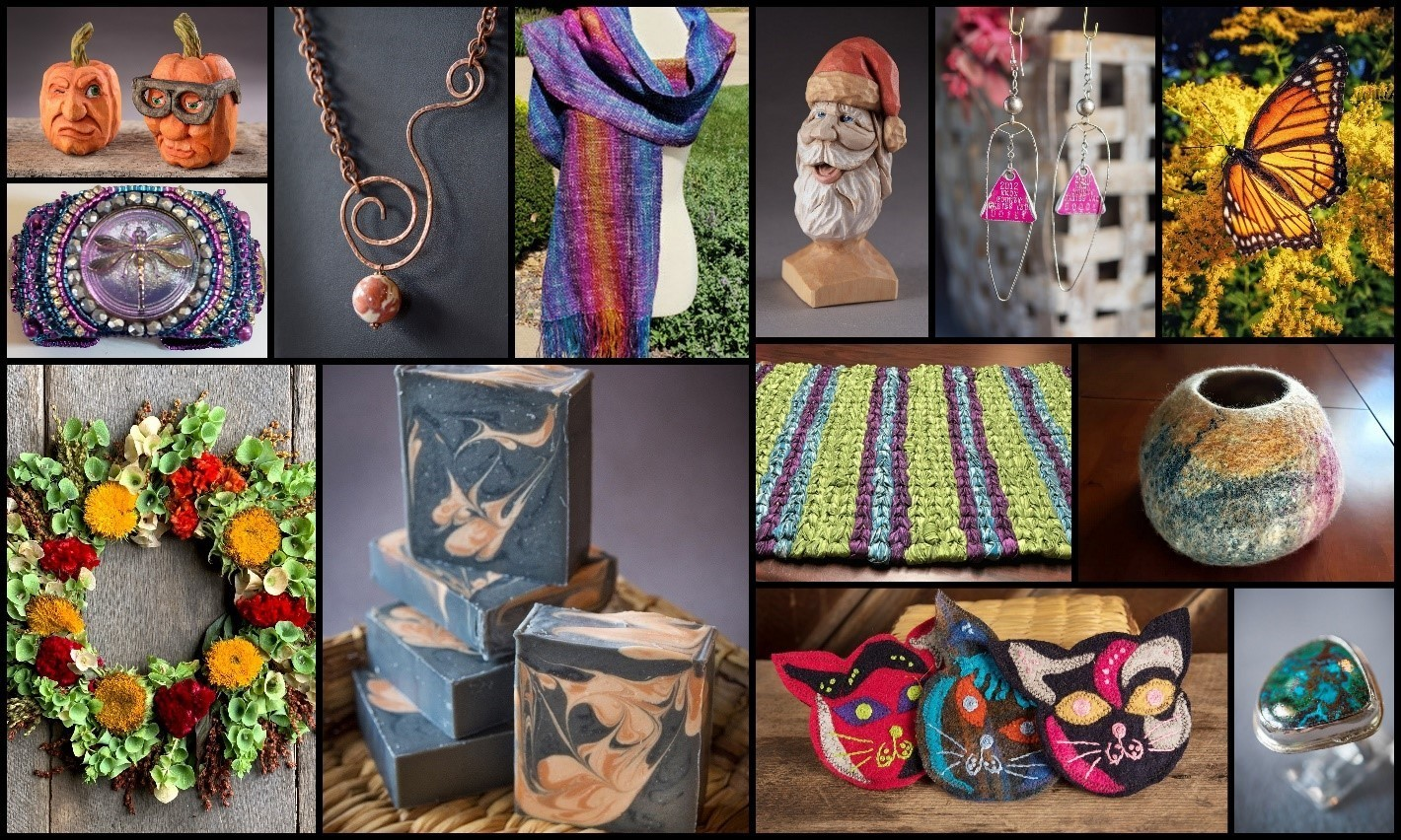 Historic Walnut Grove Farm is sponsoring a virtual sale featuring accomplished regional artists in an online art event this year, given the cancellation of the Knox County Scenic Drive.