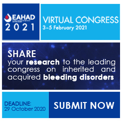 Don't miss the opportunity to improve the future of Haemophilia and bleeding disorders at the 14th Annual Congress of the European Association for Haemophilia and Allied Disorders.