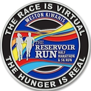Virtual 5K  and Half Marathon Races  in the beautiful New England Fall countryside.  Run the distance anytime between October 17th and October 25th and any place you want. Great SWAG & Results Report