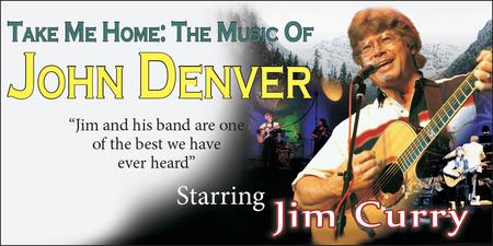 Take Me Home: The Music of John Denver, Starring Jim Curry