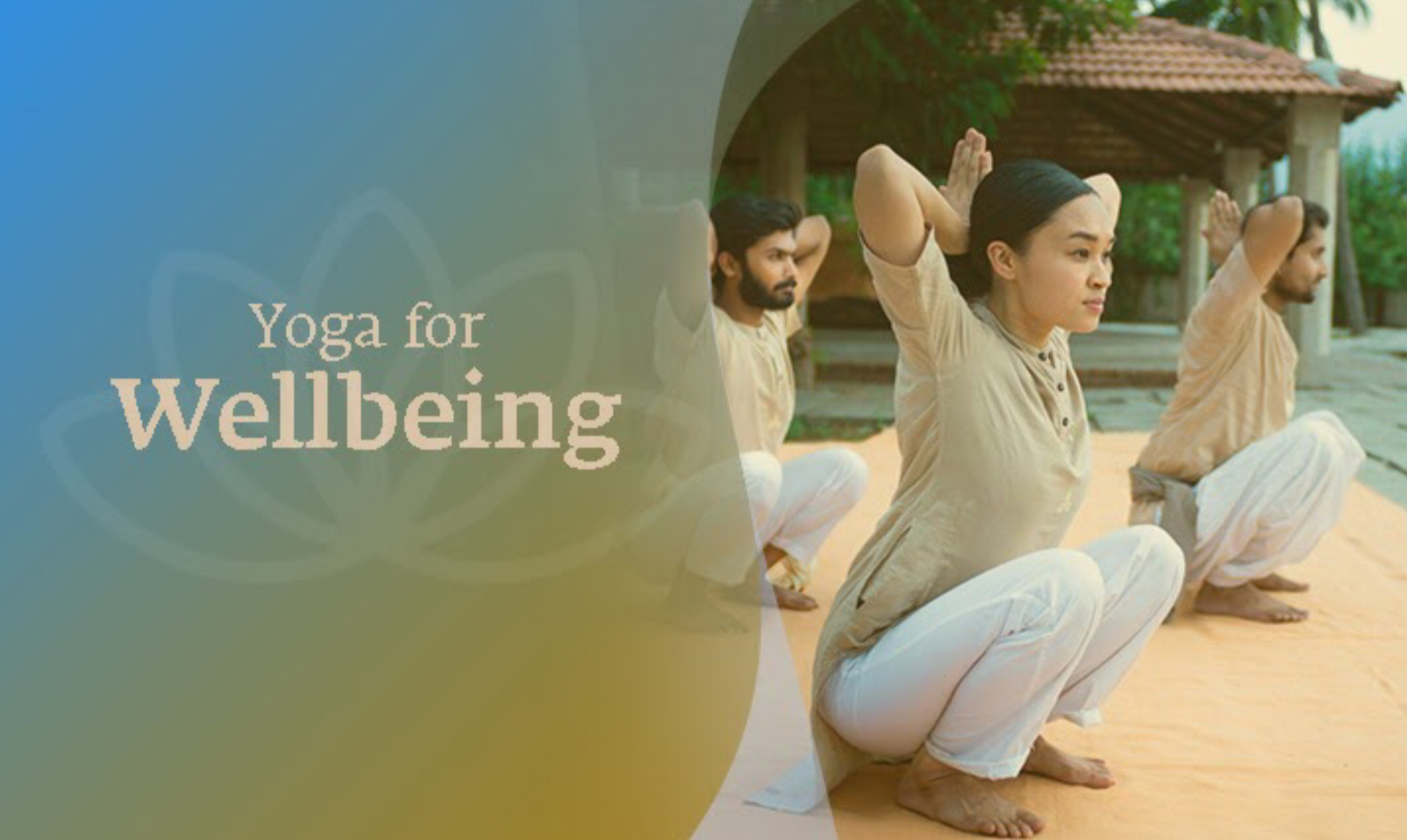 This session intends to bring the timeless benefits of yoga through simple yet potent yogic practices.