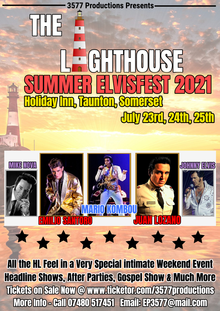 The Lighthouse Summer ElvisFest - The Lighthouse Summer ElvisFest