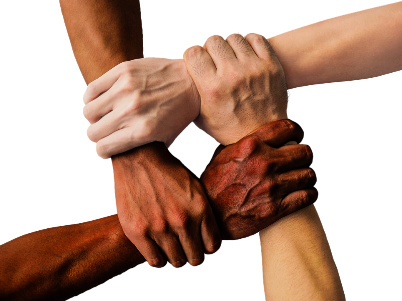 At Bringing Unity to the Community brings the Christian and gaming communities together to stand against all injustices that threaten society.