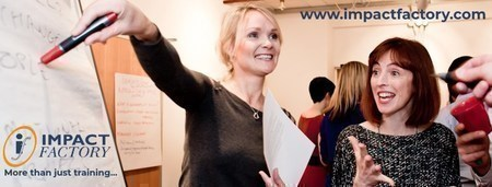 Personal Impact Course - two day  Build your confidence and practice your impact to achieve the outcomes you want