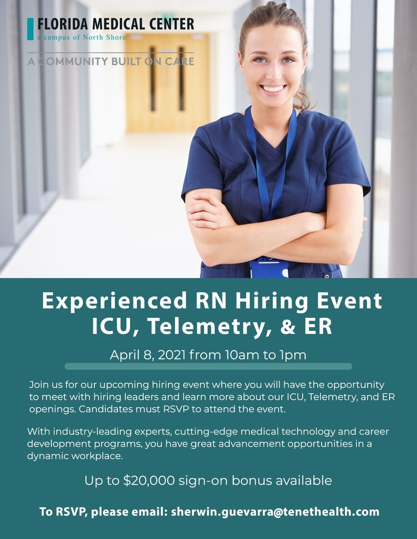 Join us for our upcoming hiring event where you will have the chance to meet with hiring leaders and learn more about our opportunities!