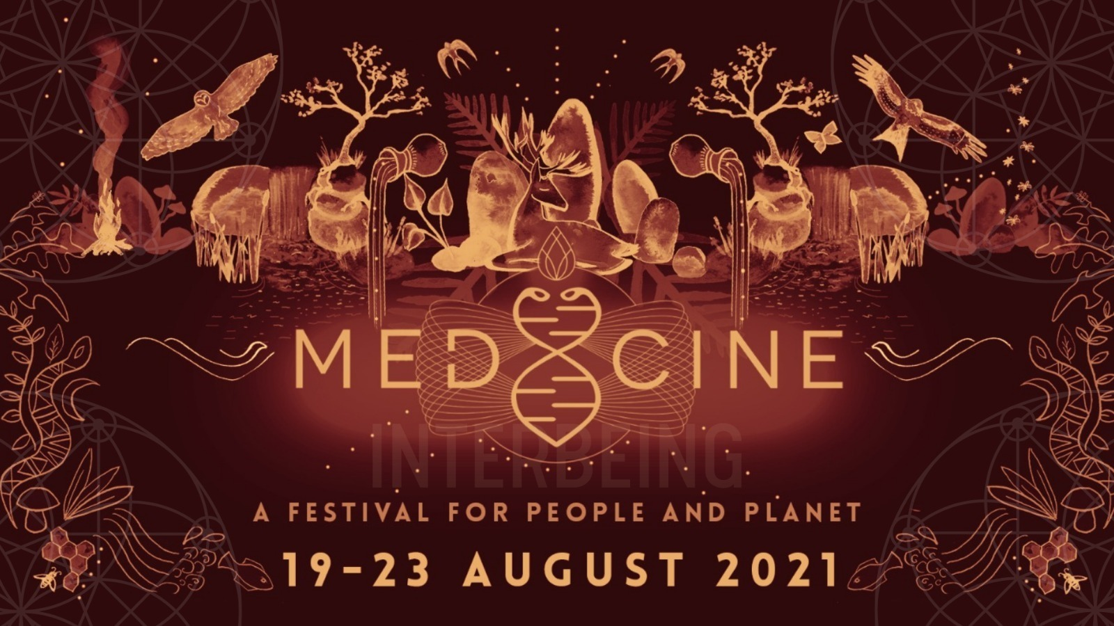 Medicine Festival 2021 // A Festival for People & Planet