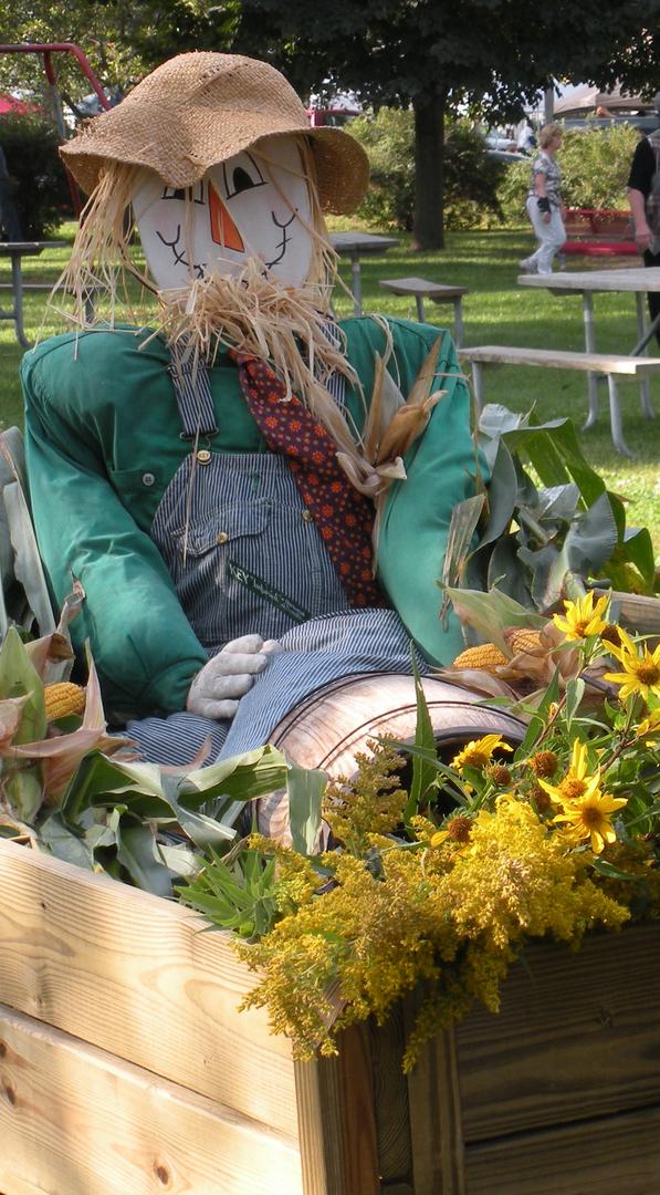 Great Akron Scarecrow Festival