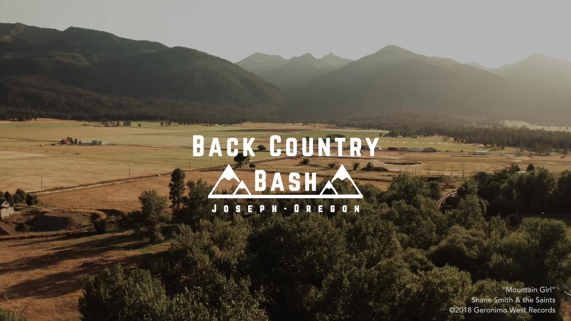 Back Country Bash