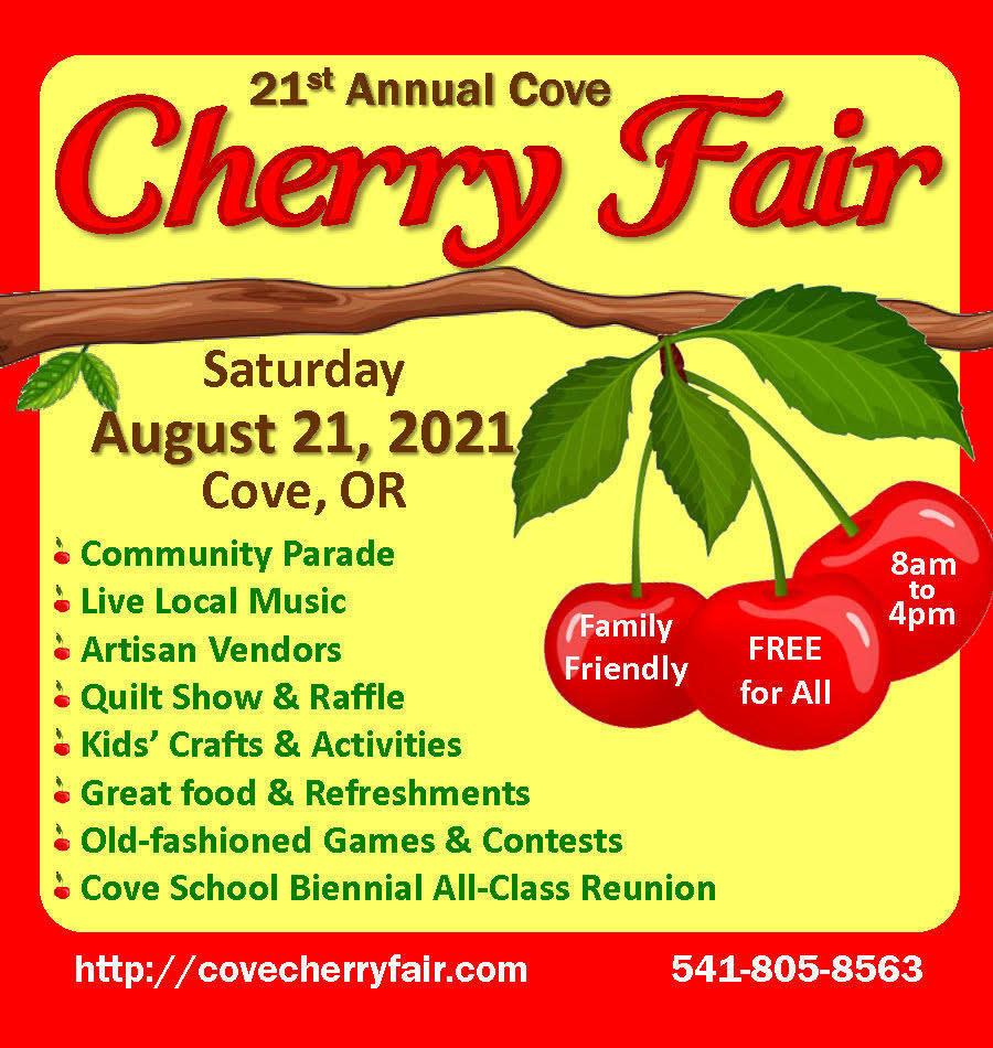 Cove Cherry Fair