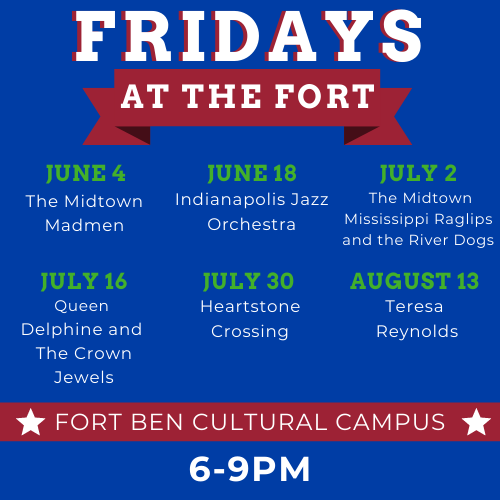 AFL's Fridays at the Fort