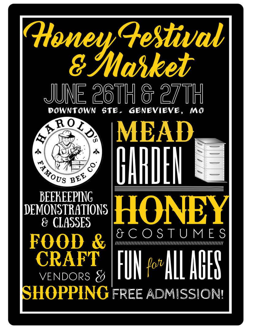 Honey Festival and Market