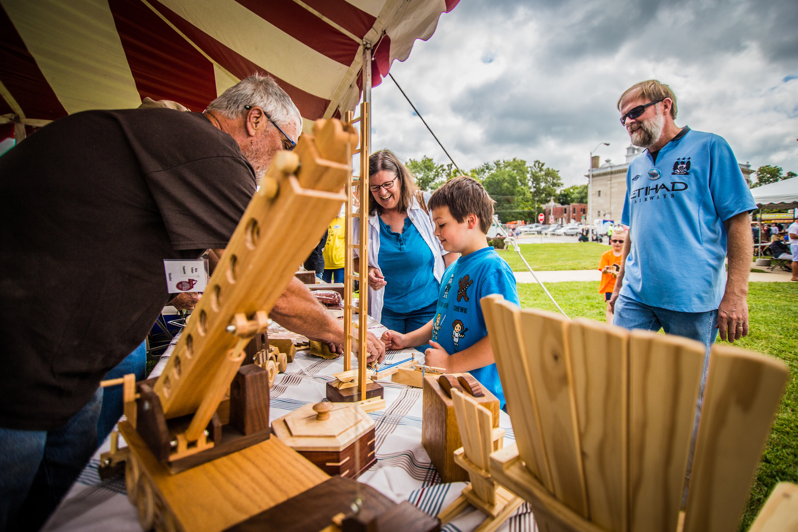 St. Joseph 2021:  from steam to S.T.E.A.M. Festival