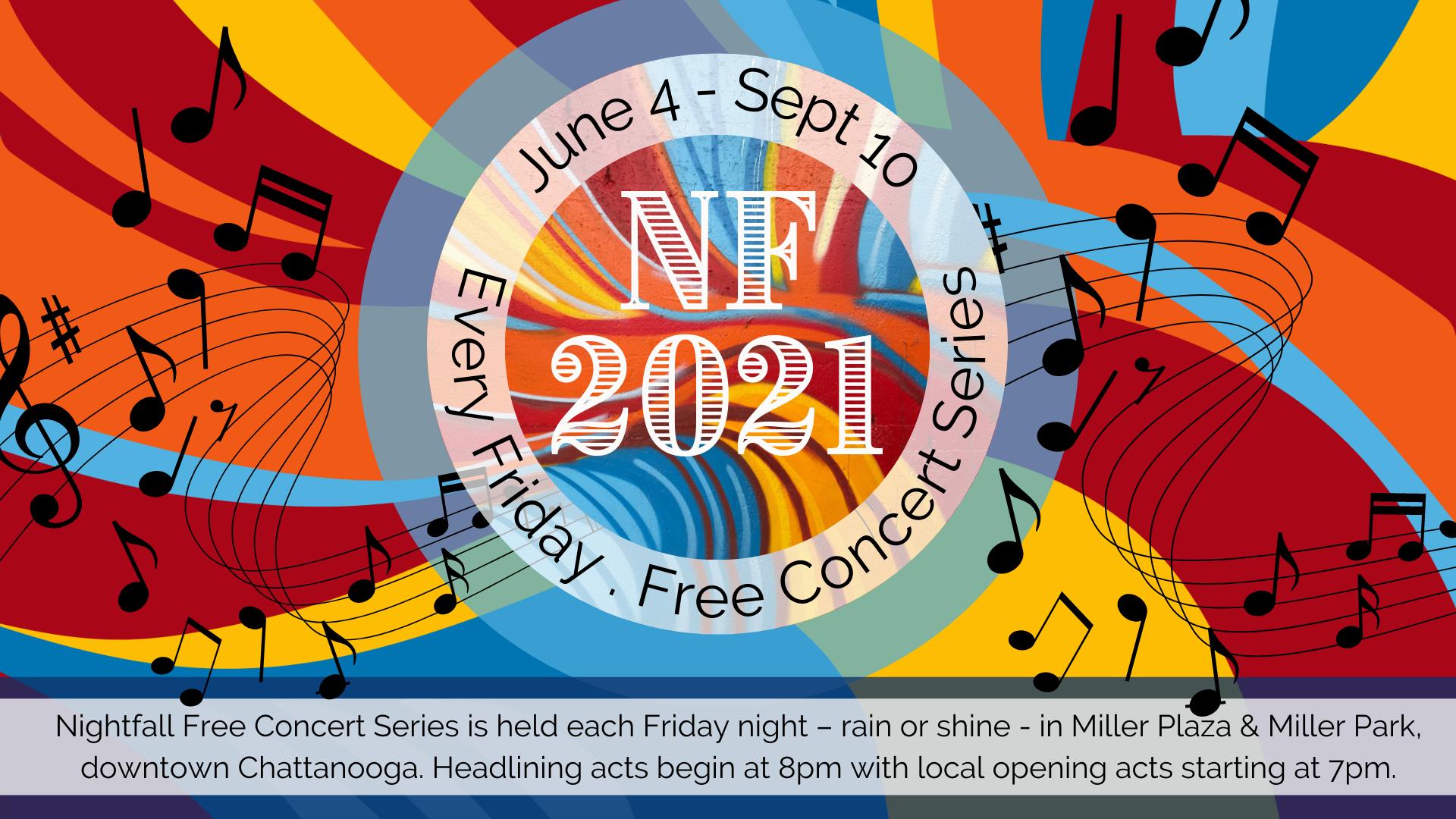 Nightfall Free Concert Series