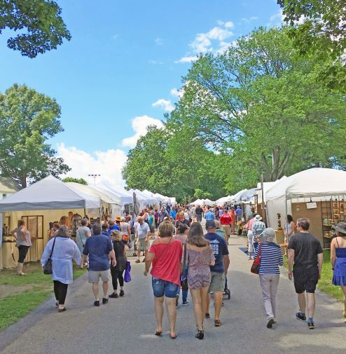 Rhinebeck Crafts Festival 2021
