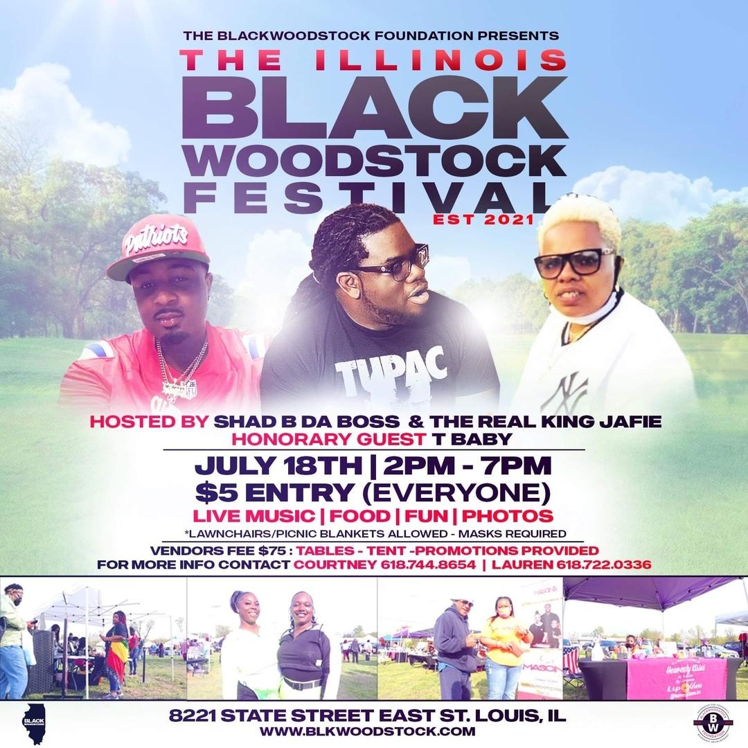 The Black Woodstock Festival