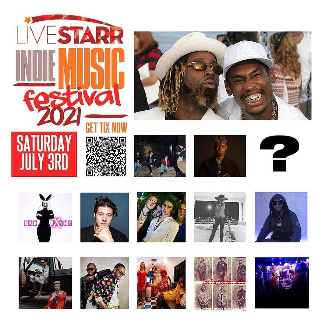 Livestarr indie music festival - Livestarr indie music festival