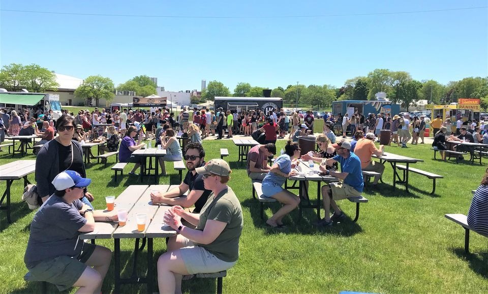 The 4th Annual Milwaukee Food Truck & Craft Beer Festival