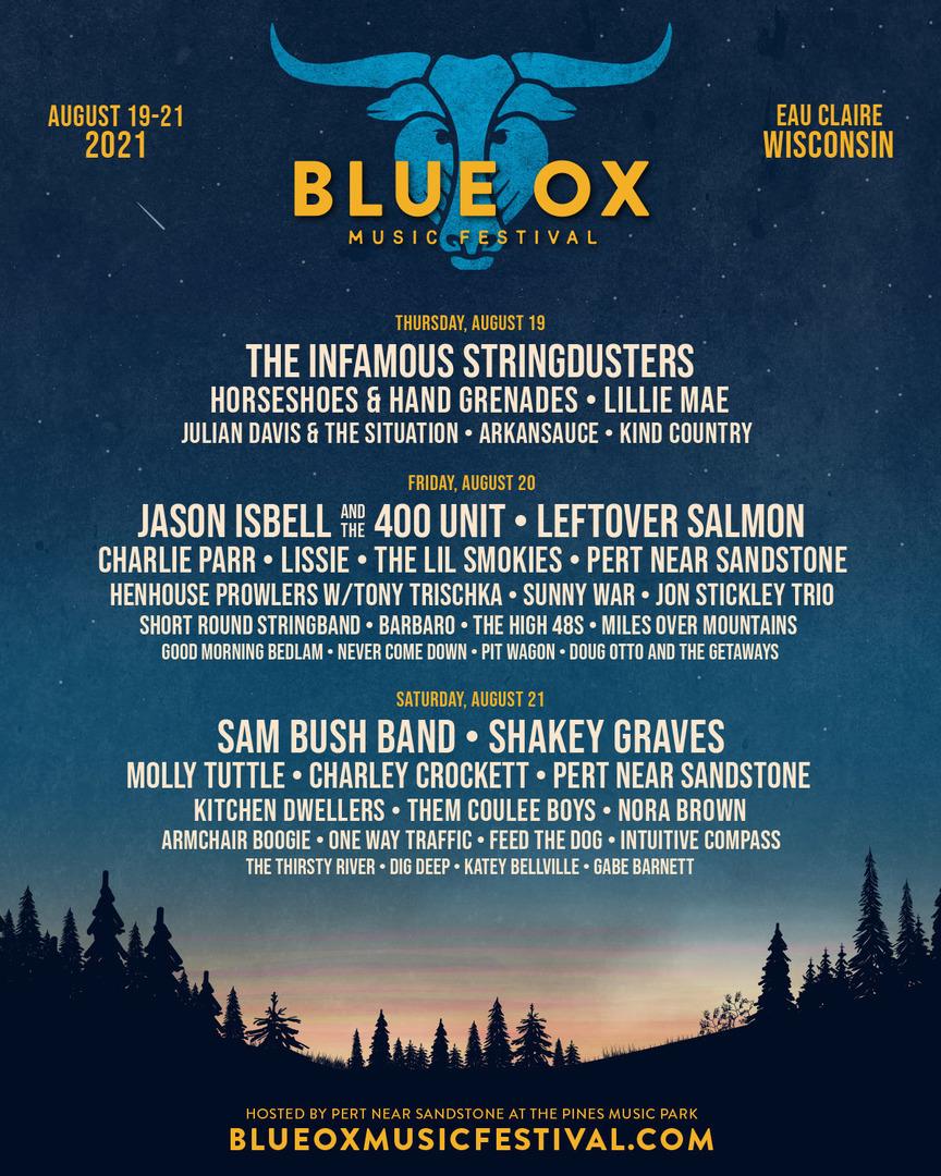 Blue Ox Music Fesival
