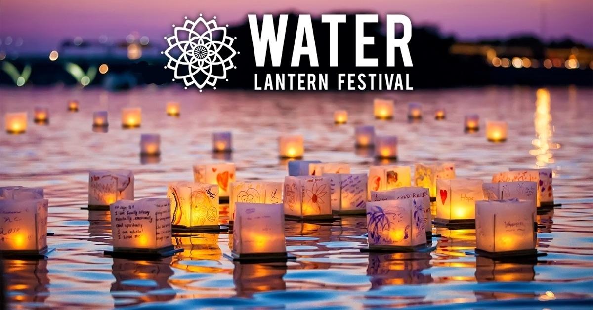 Water Lantern Festival Des Moines