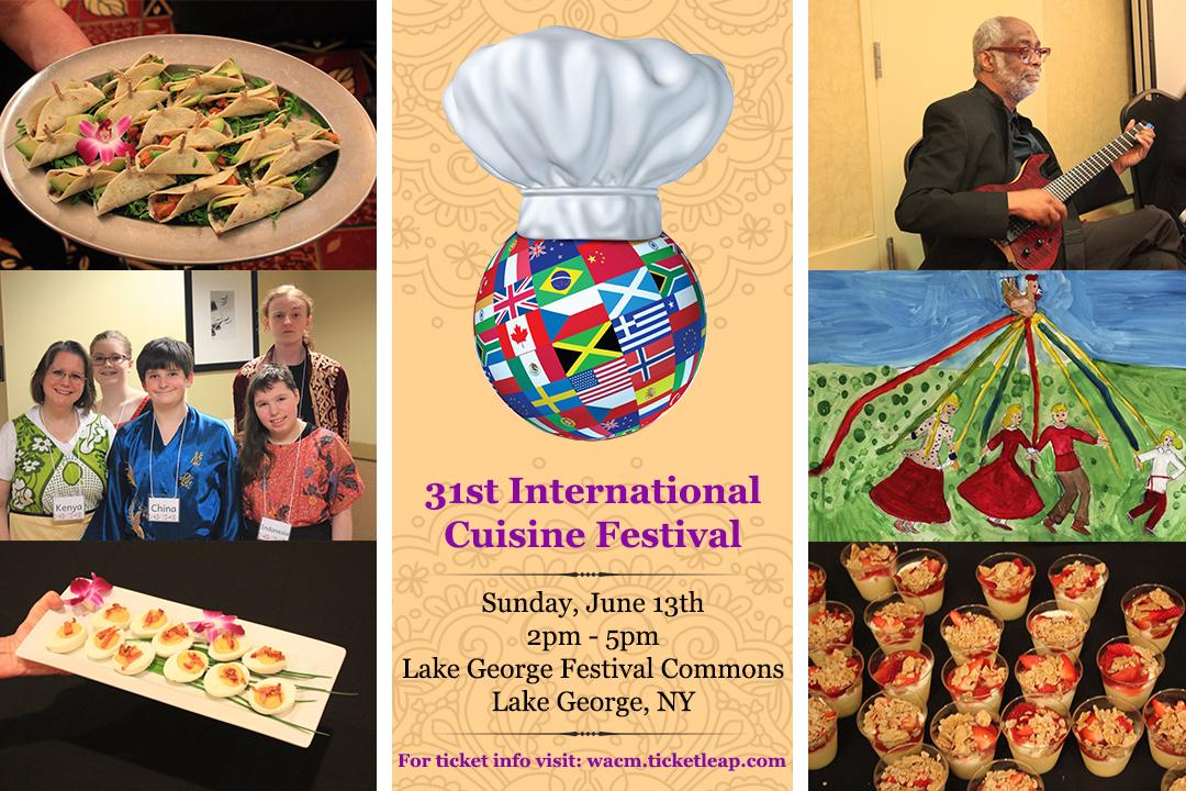31st International Cuisine Festival