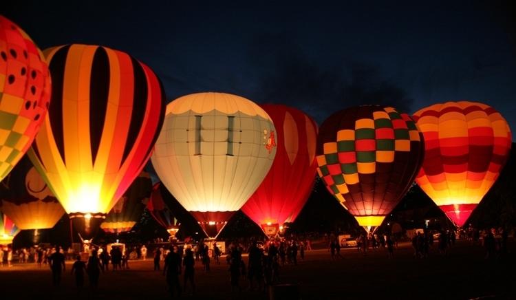 20th Annual Hot Air Balloon Rally
