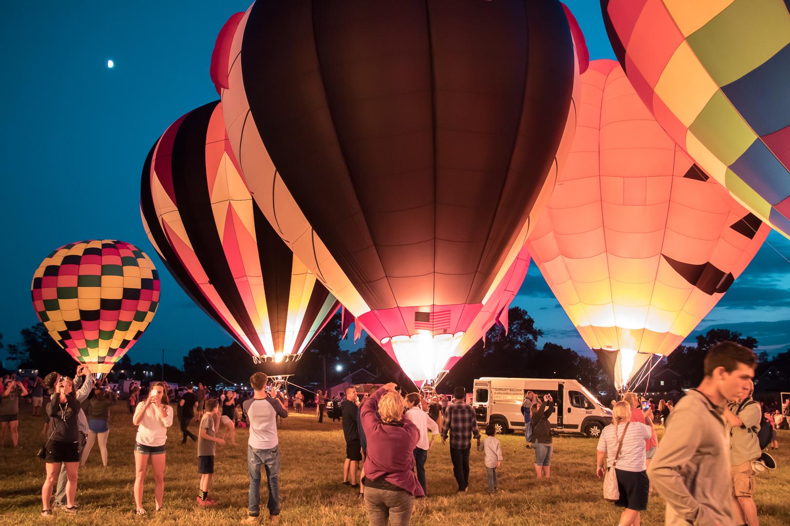 2021 Lancaster Hot Air Balloon Festival