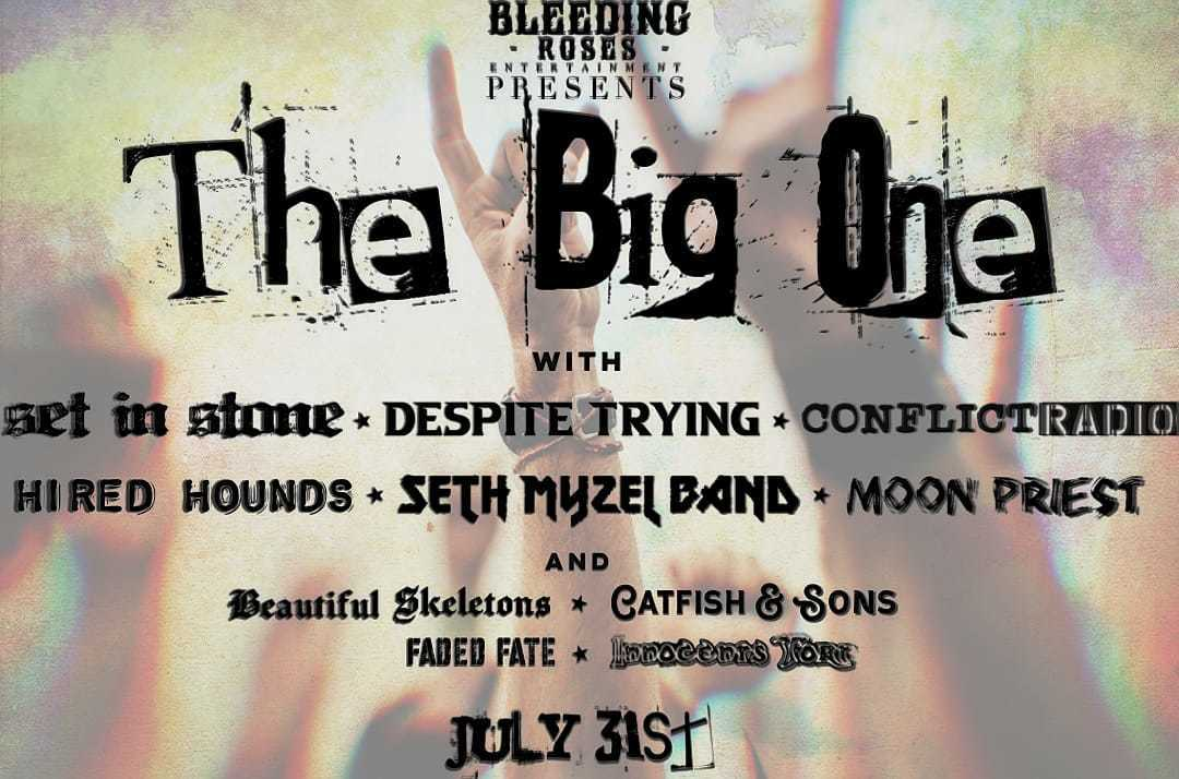 The Big One - PNW Rock Festival - The Big One - PNW Rock Festival