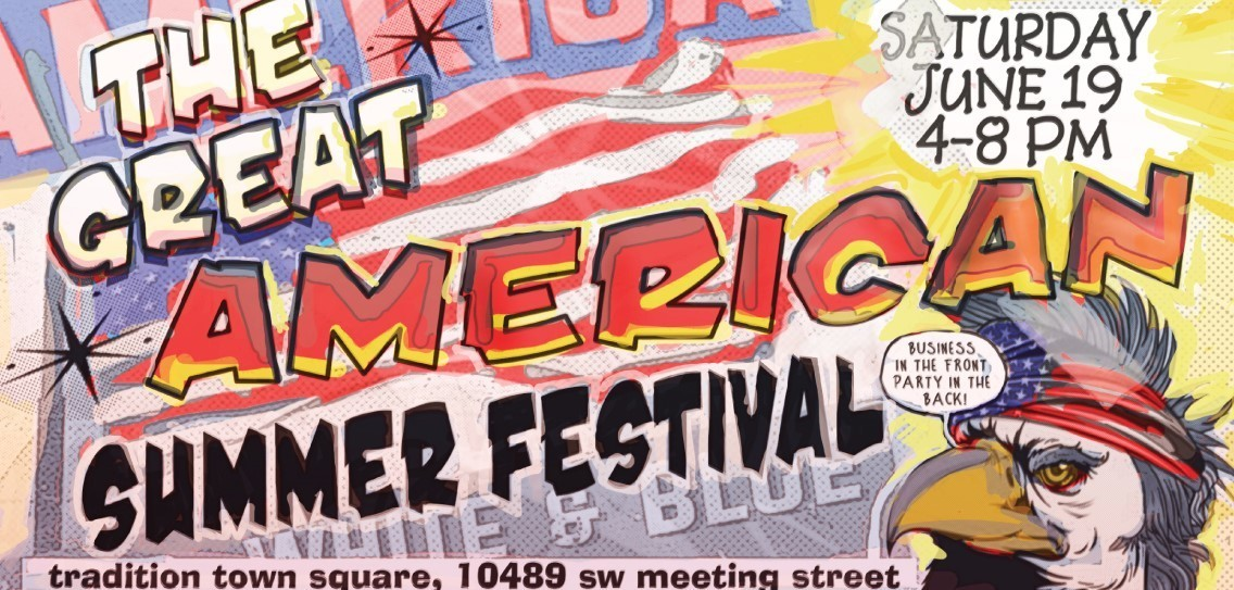 The Great American Summer Festival and Mullet-Off