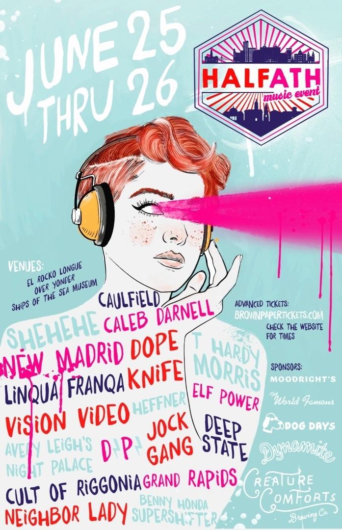 HalfAth Music Event