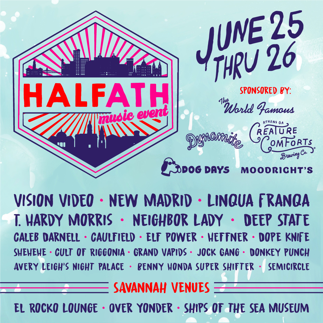 HalfAth Music Event - Saturday