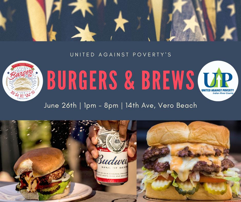 Burgers \u0026 Brews 2021 - An American Heritage Celebration