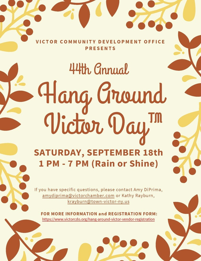 44th Annual Hang Around Victor Day