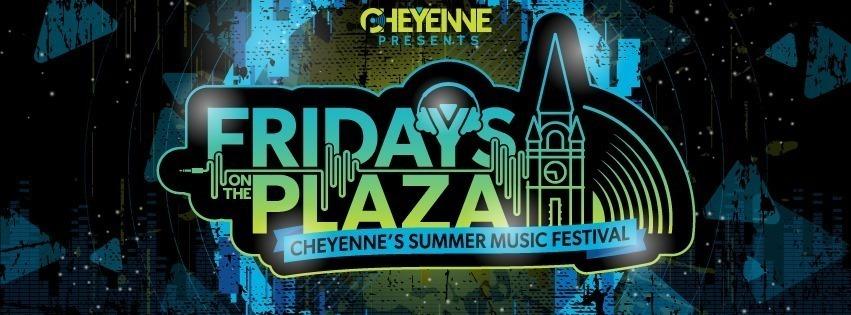 Fridays on the Plaza:Black White Blues Band