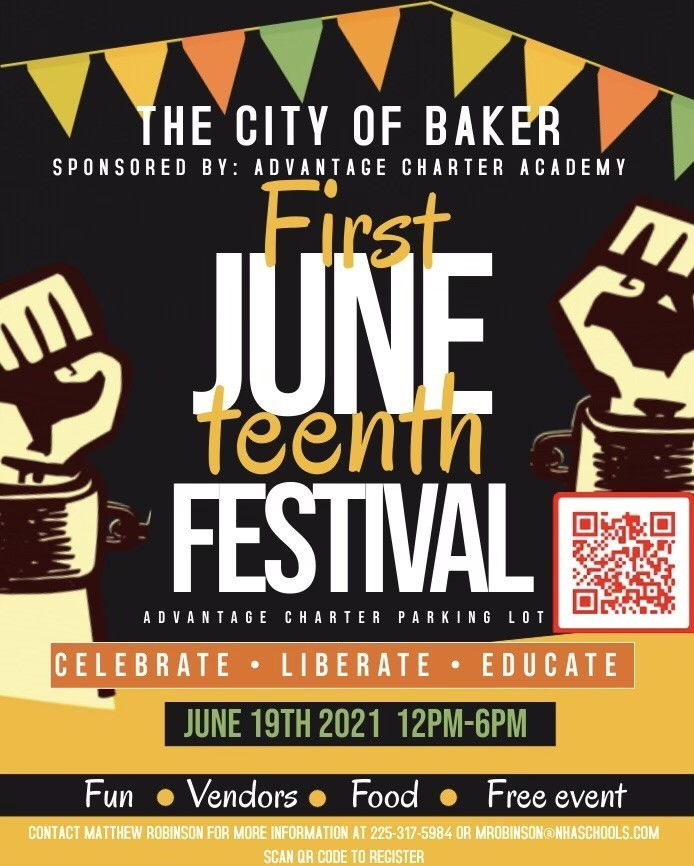The City of Baker Juneteenth Festival