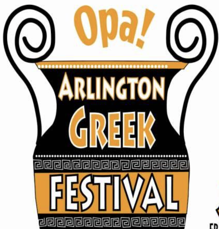 Arlington Greek Food Festival - ALL Weekend - Starts Friday - Outdoor+Tent Seating - Take Out Too!!