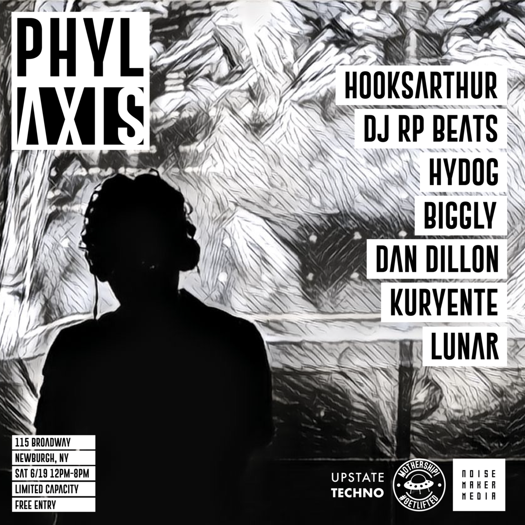 PHYLAXIS Presented by Noisemaker Media, Upstate Techno \u0026 Mothership!