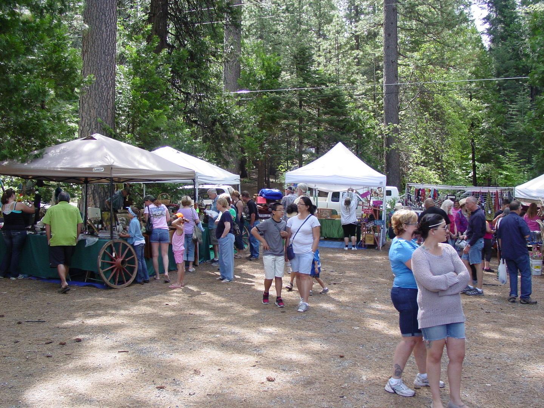 49th Annual 'Sierra Nevada Peddler's Market', July 3 \u0026 4, Arnold, CA