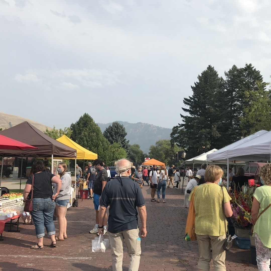 Missoula Farmers' Market Saturday Market